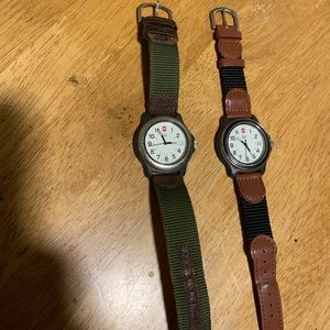 2 Swiss Army Watches TOUGH!